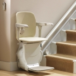 Stairlift Siena for straight stairs
